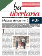 Cuba Libertaria, nº 13, noviembre 2009 - Hacia dónde va Cuba
