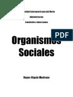 Organismos Sociales