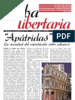 Cuba Libertaria, nº 13, noviembre 2009 (suplemento) - La sociedad del espectáculo