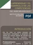 8. El Aprendizaje y El Desarrollo de Las Competencias