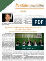 Newsletter Novembro 2011