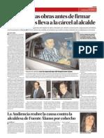 La Audiencia Reabre La Causa Contra La Alcaldesa de Fuente Alamo Por Cohecho