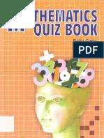 Mate Ma Tics Quiz Book