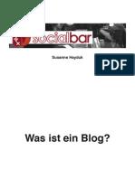 Blogging für Einsteiger