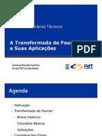 TransformadaDeFourier