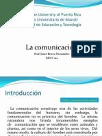Ppt Elementos de La Comunicacion Educ Agosto 2011