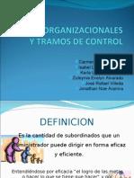 Niveles Organizacionales y Tramos de Control