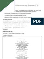 Mesa de Examen Ciudadanía - 2° B