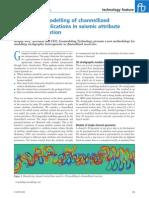 3 D Geologic Model Attribute