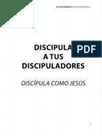 Discipula Como Jesus