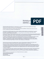 USPS Notice (November 26, 2011)