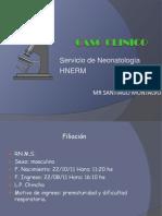 CASO CLÍNICO EMH SAN