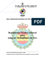to Tecnico General ISSF