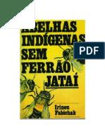 Fabichak - Abelhas Indígenas Sem Ferrão Jataí, Livro