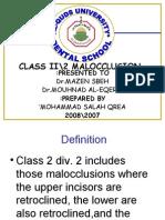 Class 2div2