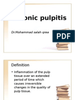Chronic Pulpitis
