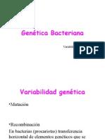 Genética a