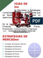 ESTRATEGIAS DE MERCADO