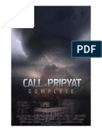 Call of Pripyat Complete v1.0 User Manual