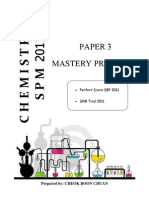 Paper 3 SPM 2011 Mastery Practices