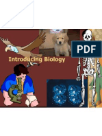 01 Introducing Biology