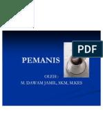 Pemanis Ref