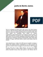 Bibliografía de Benito Juárez