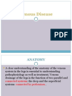 Venous Disease