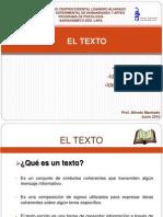 7 Clases de Ideas Principales y Sec Und Arias 2010-2