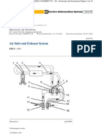 Air Inlet and Ehahust System