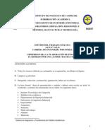 Criterios para la presentación de ensayos