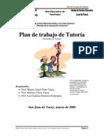 plandetutora2009-090411170936-phpapp01