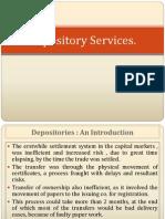 Depository New