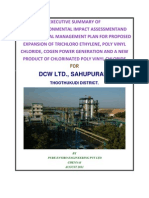 DCW Ltd. - Executive Summary - Projects Expansion - 2011 (English)