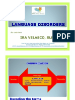Language Disorders
