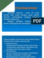 Elo173 Slide Identitas Nasional Proses Berbangsa Dan Bernegara