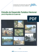 Estudio de Desarrollo Turistico Nac