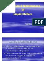 Liquid Chillers Rev