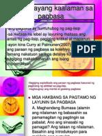 Filipino-Mga Batayang Kaalaman Sa Pagbasa (2)