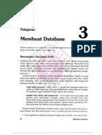Pelajaran3 Membuat Database