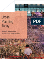 Urban Planning Today