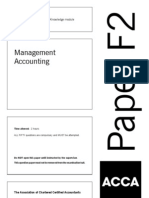 f2 Past Papers by Acute