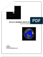 Space Debris Deflector