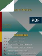 UNIDAD 4. ESTRUCTURA ATÓMICA