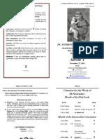 Bulletin 2011-11-27