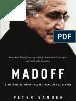 Excerto Livro CA Madoff