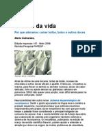 Neurologia - O Doce Da Vida - Carboidratos - Informações Complement Ares - Medicina Preventiva