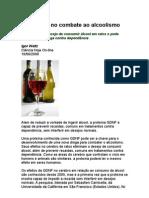 Alcoolismo - Esperança No Combate Ao Alcoolismo - a - Medicina Or to Molecular