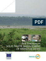 Solid Waste Management Best Practices Nepal