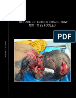 The Fake Detectors Fraud - How Not to Be Fooled!